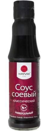 Соус соевый Mayumi классический 150 мл
