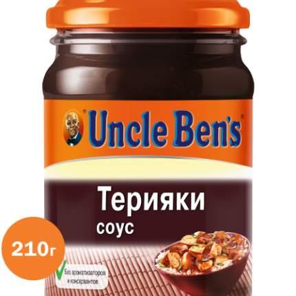 Терияки соус для приготовления блюд Uncle Ben's 210 г