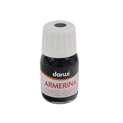 Акриловая краска ARMERINA для керамики Darwi, 30 мл 472016_00002 черный