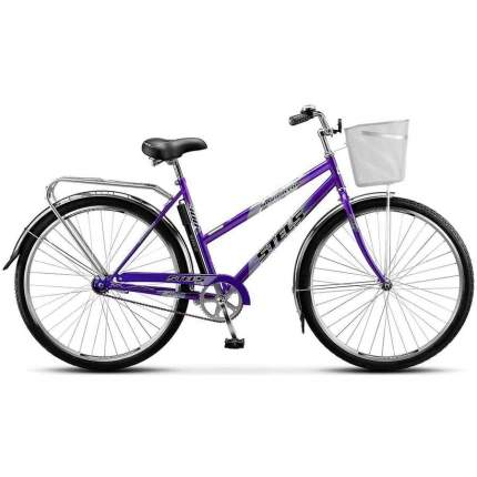 "Велосипед Stels Navigator 28"" 300 Lady Mod.1 2020 One Size фиолетовый"