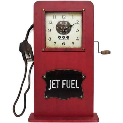 Настенно-напольные часы, Galaxy, 53x5x69см, DA-005 Red