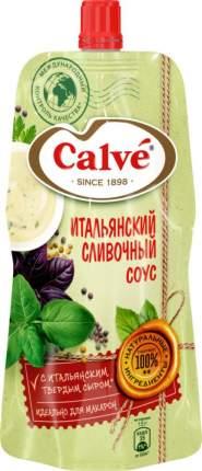 Соус для макарон  Calve итальянский сливочный 230 г