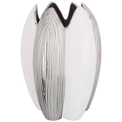 Ваза Lefard настольная 22х20.5х31.5 см Серебряная коллекция 699-236