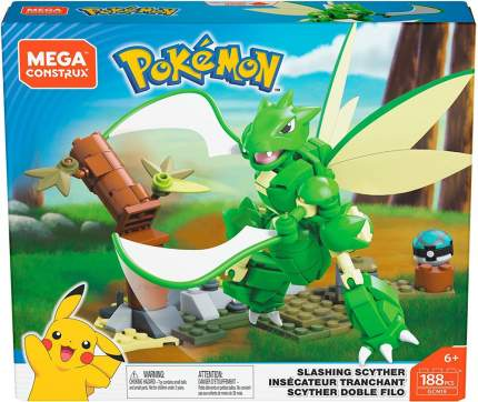 Конструктор Mega Construx Pokemon Scyther