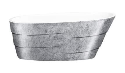Акриловая ванна Lagard AUGUSTE Treasure Silver 170х75 см