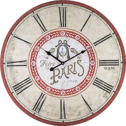 Настенные часы (60 см) Aviere 25540