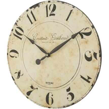 Настенные часы (35 см) Aviere 25604