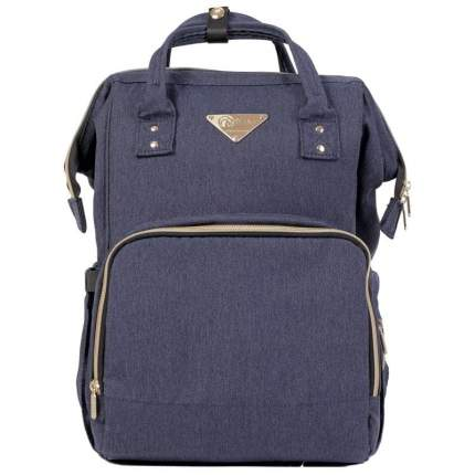 Сумка-рюкзак для мамы Rant ELEGANCE blue RB001