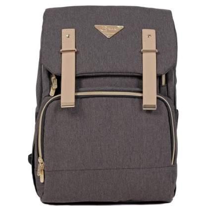 Сумка-рюкзак для мамы Rant TRAVEL black RB003