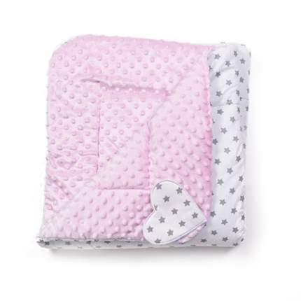 Конверт-одеяло Топотушки Монти розовый