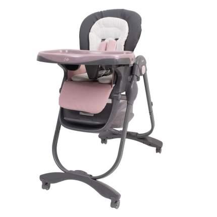 Стульчик для кормления Rant Cafe RH300 grey+pink