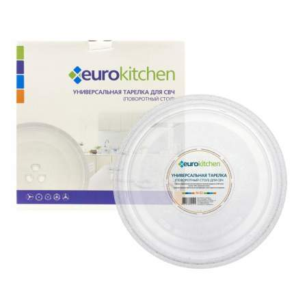 Тарелка Eurokitchen N-02 для микроволновой печи