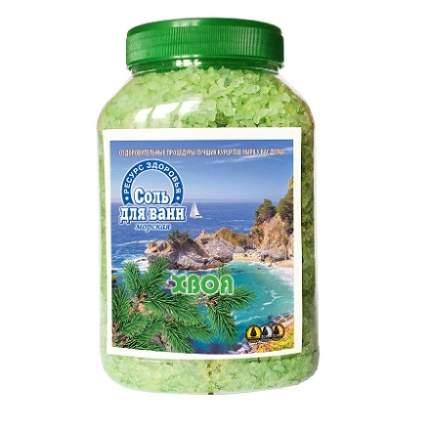 Соль для ванны Ресурс Здоровья, «Хвоя», 1,7 кг