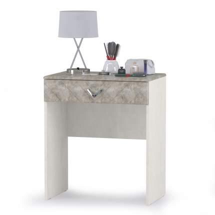 Стол туалетный Mobi Амели 12.48 шёлковый камень/бетон чикаго беж, 65х41х75 см.