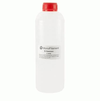 Лимонен (D-Limonene) растворитель для HIPS 1 литр