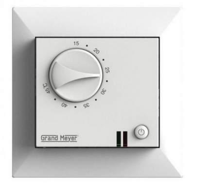 Терморегулятор GRAND MEYER GM-109 бел