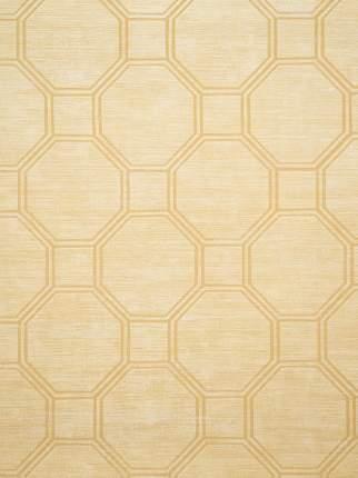 Дизайнерские обои Seabrook CONNOISSEUR, США, акрил/бумага, моющиеся, Бежевые, Геометрия