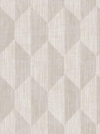 Дизайнерские обои Seabrook CONNOISSEUR, США, акрил/бумага, моющиеся, Капучино, 0,52х10м