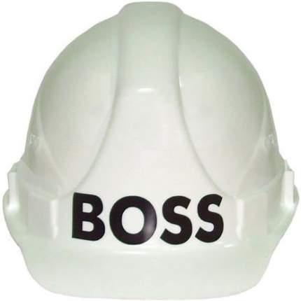 Сувенирная строительная каска BOSS