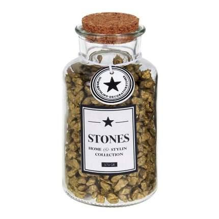 Декоративные камни Koopman HC7110100 золотой 0,57 кг
