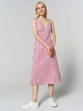 Платье женское ТВОЕ A8068 розовое L
