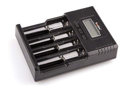 Зарядное устройство для аккумуляторной батареи Soshine SC-H4