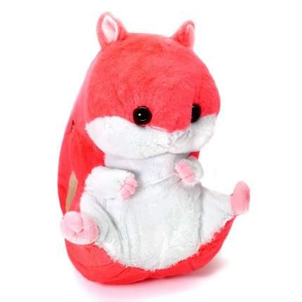 Игрушка-подушка Shantou Хомяк 3 в 1 с пледом розовый