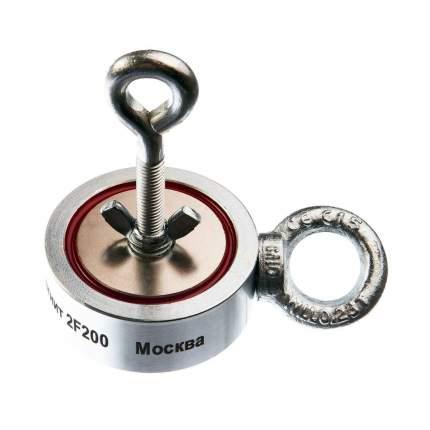 Поисковый магнит НЕПРА 2F200 (двухсторонний)