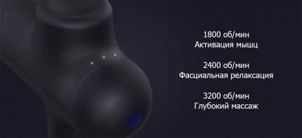 Перкуссионный массажер Xiaomi Yunmai Fascia Massager Slim Chick YMJM-420T (Grey)