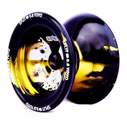 Йо-йо 9.8 Split золотой/черный