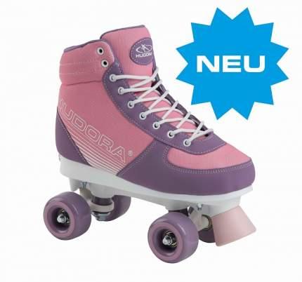 Ролики HUDORA Roller Skates Advanced pink blush Gr. 35-38 (13126)