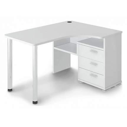 Письменный стол Merdes Домино, белый жемчуг