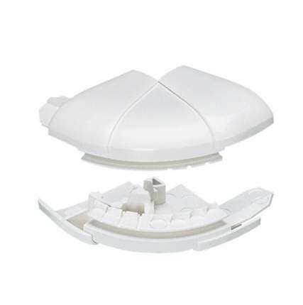 Угол внешний Legrand переменный для кабель-каналов DLP 35Х80/105 белый L10621
