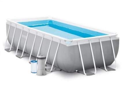 Каркасный бассейн Intex Prism Frame 26788 400x200x100 см