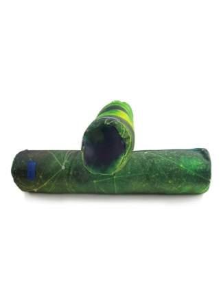 Валик для йоги RamaYoga Earth Elements Collection, зеленый