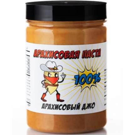 Арахисовая паста без добавок «Арахисовый Джо» СНЕКИ №1 250 грамм