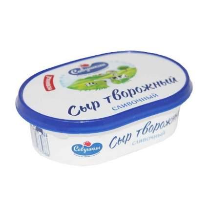 Бзмж сыр творожный савушкин 60% п/ванна 150г