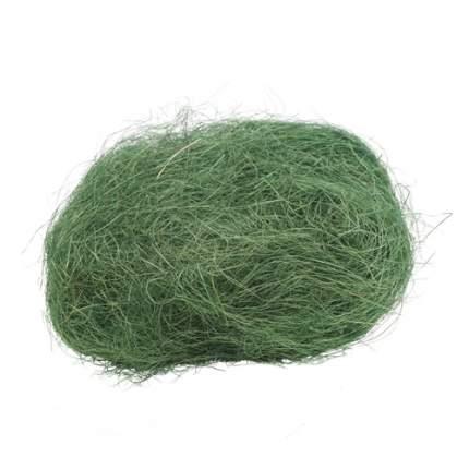Сизаль 50гр т.зеленый