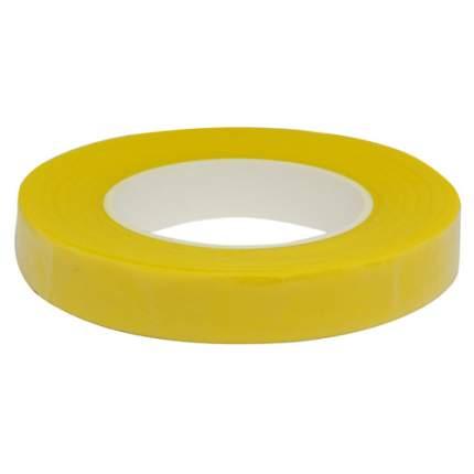 Тейп лента для флористики, длина 30 ярдов, 2 бобины/упак желтый