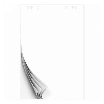 Блокнот для флипчарта OfficeSpace 90 х 60 см белый бюджет 20 л