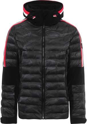 Горнолыжная куртка Toni Sailer Glyn Print (20/21) (Черный)