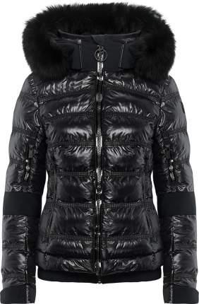 Горнолыжная куртка Toni Sailer Tami Fur (20/21) (Черный)