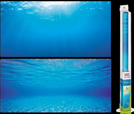 Фон для аквариума Juwel Poster 2 L, винил, 100x50 см