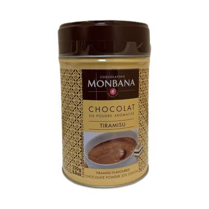 Monbana Горячий шоколад Monbana Тирамису, 250 гр.