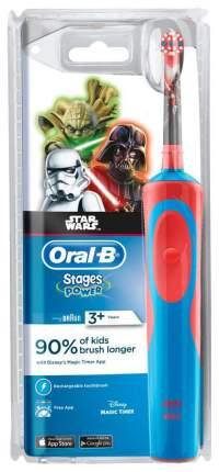 Зубная щетка электрическая Braun Oral-B Vitality Star Wars Kids D12.513K