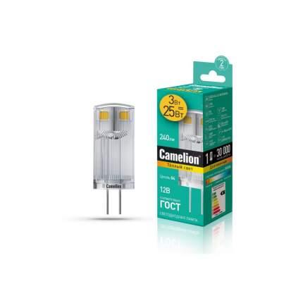 Лампа Camelion LED3-G4-JC-NF/830/G4