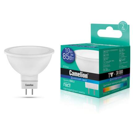 Лампа Camelion LED10-JCDR/865/GU5.3