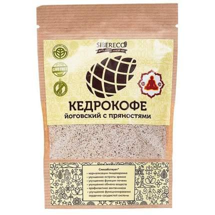 Кедрокофе Йоговский с пряностями, 90 гр, СИБЕРЕКО