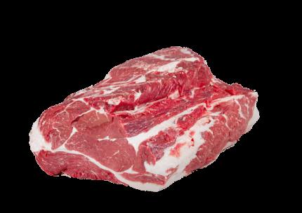 Мясо шейного зареза из говядины Заречное охлажденное ~1,4 кг