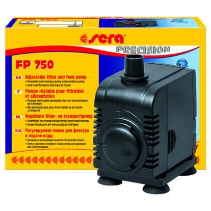 Помпа для аквариума подъемная Sera FP 750, погружная, 750 л/ч, 12 Вт
